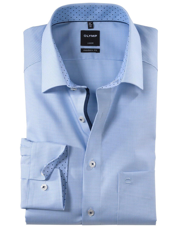TALLA 44. Olymp - Camisa Formal - Clásico - para Hombre