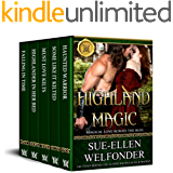 Highland Magic: A Collection of Magical Love Across the Ages