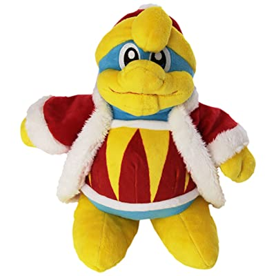 "Little Buddy Kirby Adventure All Star Collection 10"" King Dedede Stuffed Plush: Toys & Games"