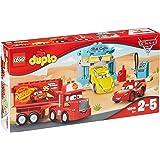 レゴ (LEGO) デュプロ ディズニー カーズ フローのカフェ 10846