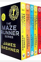 Maze Runner Classic X 5 Set Paperback