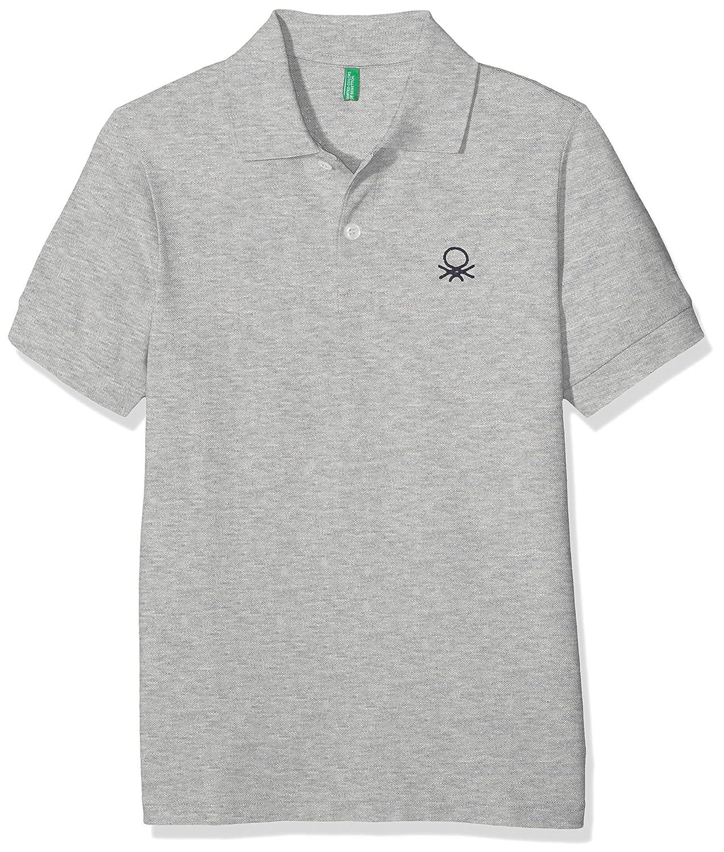 United Colors of Benetton Polo Shirt, Niñas, Gris (Grey) 11-12 ...