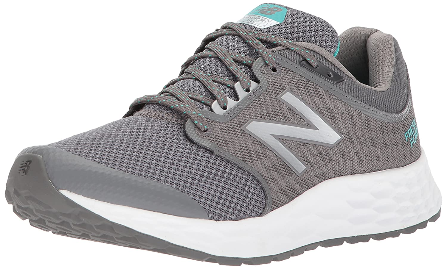 New Balance Women's 1165v1 Fresh Foam Walking Shoe B06XXDHQYC 10 2E US|Grey