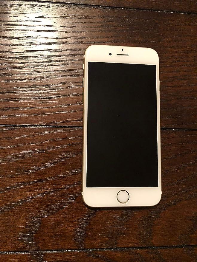 Amazon com: Apple iPhone 6S 64 GB Unlocked, Gold: Cell