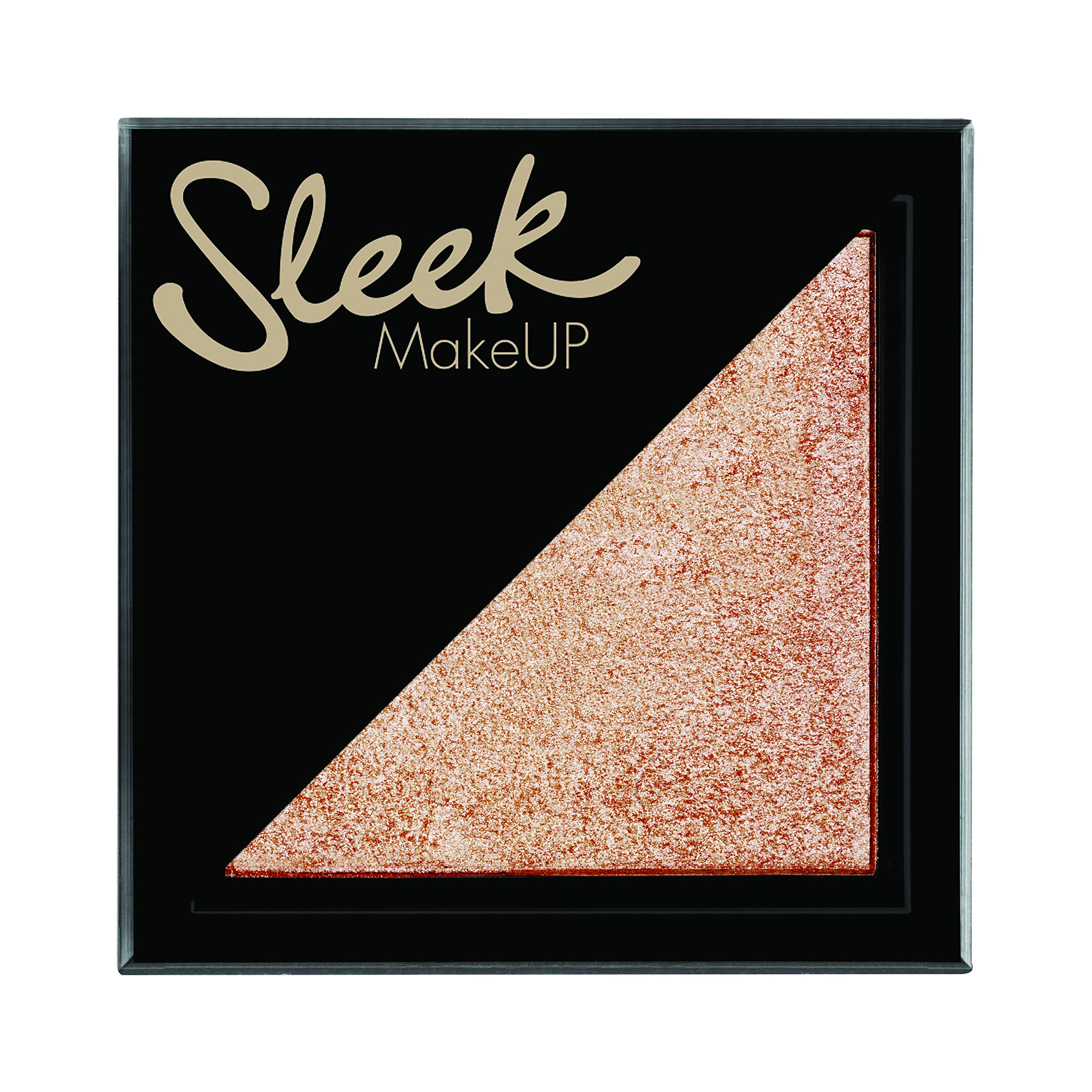 Sleek MakeUP Mono Highlighter, Award Winning Shades, Lightweight, Long Lasting, Not Tested on Animals, Cleo's Kiss Sphinx, 7g