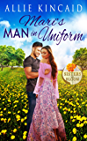 Mari's Man in Uniform: A Sweet Small-Town Romance (Sisters in Bloom Book 2)