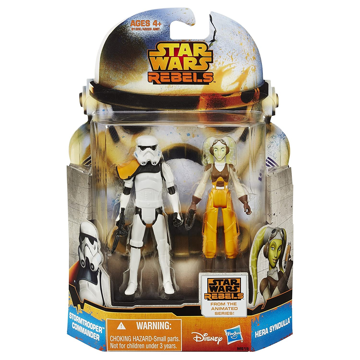 Amazon Star Wars Mission Series Hera Syndulla and