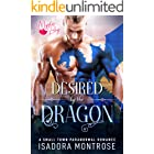 Desired by the Dragon: A Small Town Paranormal Romance (Mystic Bay Book 1)