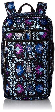 f537be025d Amazon.com  Vera Bradley womens Lighten Up Convertible Travel Bag ...