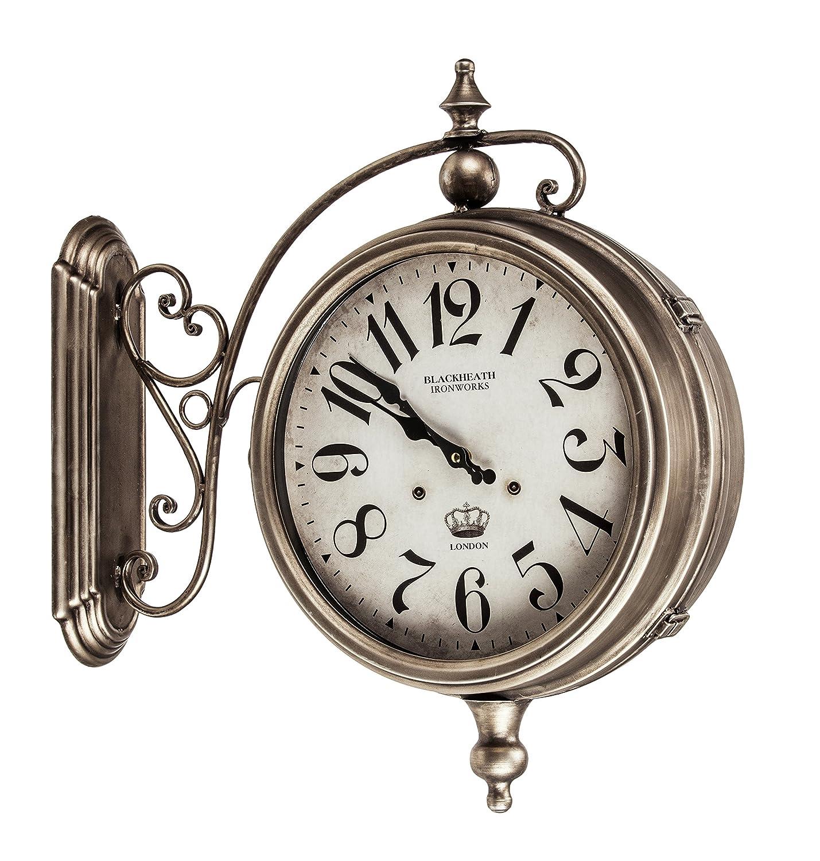 Amazon The De Gaulle Handmade Wall Clock From The Barrel