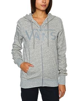 Vanguard VANS Allegiance - Sudadera para mujer, tamaño XL, color gris jaspeado: Amazon.es: Deportes y aire libre