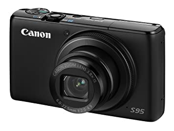 canon powershot s95 digital camera amazon co uk camera photo rh amazon co uk Canon PowerShot Camera Canon PowerShot ELPH 115 Is