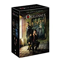 amazon deals on The Originals: The Complete Series (DVD)