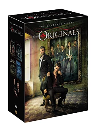 Originals: Complete Series 5 Dvd Edizione: Stati Uniti Italia: Amazon.es: Cine y Series TV