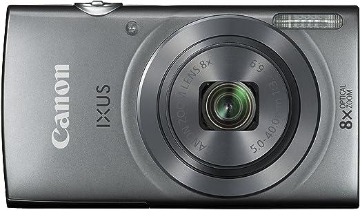 51 opinioni per Canon IXUS 160 Fotocamera Compatta Digitale, 20 Megapixel, Argento