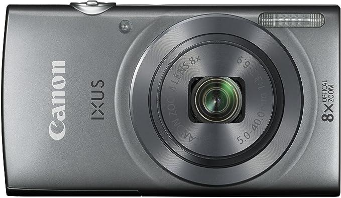 Canon ixus digitalkamera zoll silber amazon kamera