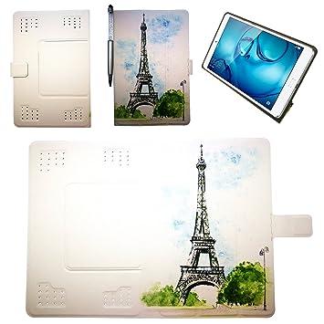 Amazon.com: Tablet Cover Case for BQ Aquaris M10 Ubuntu Ed ...