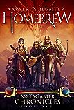 Homebrew: a LitRPG novel (Metagamer Chronicles Book 1)
