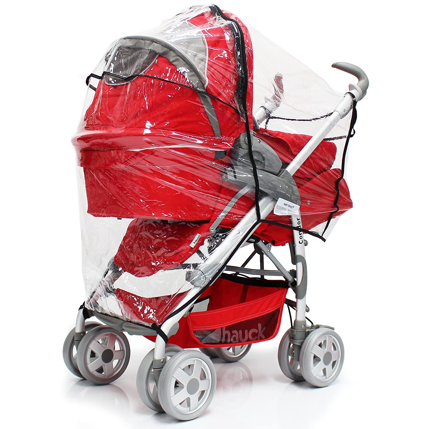 ALL IN ONE RAINCOVER TO FIT THE HAUCK TRIO CONDOR BABY TRAVEL® Ts Rc Type RC