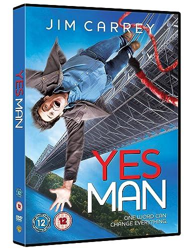 yes man dvd 2008 jim carrey 5051892004268 ebay