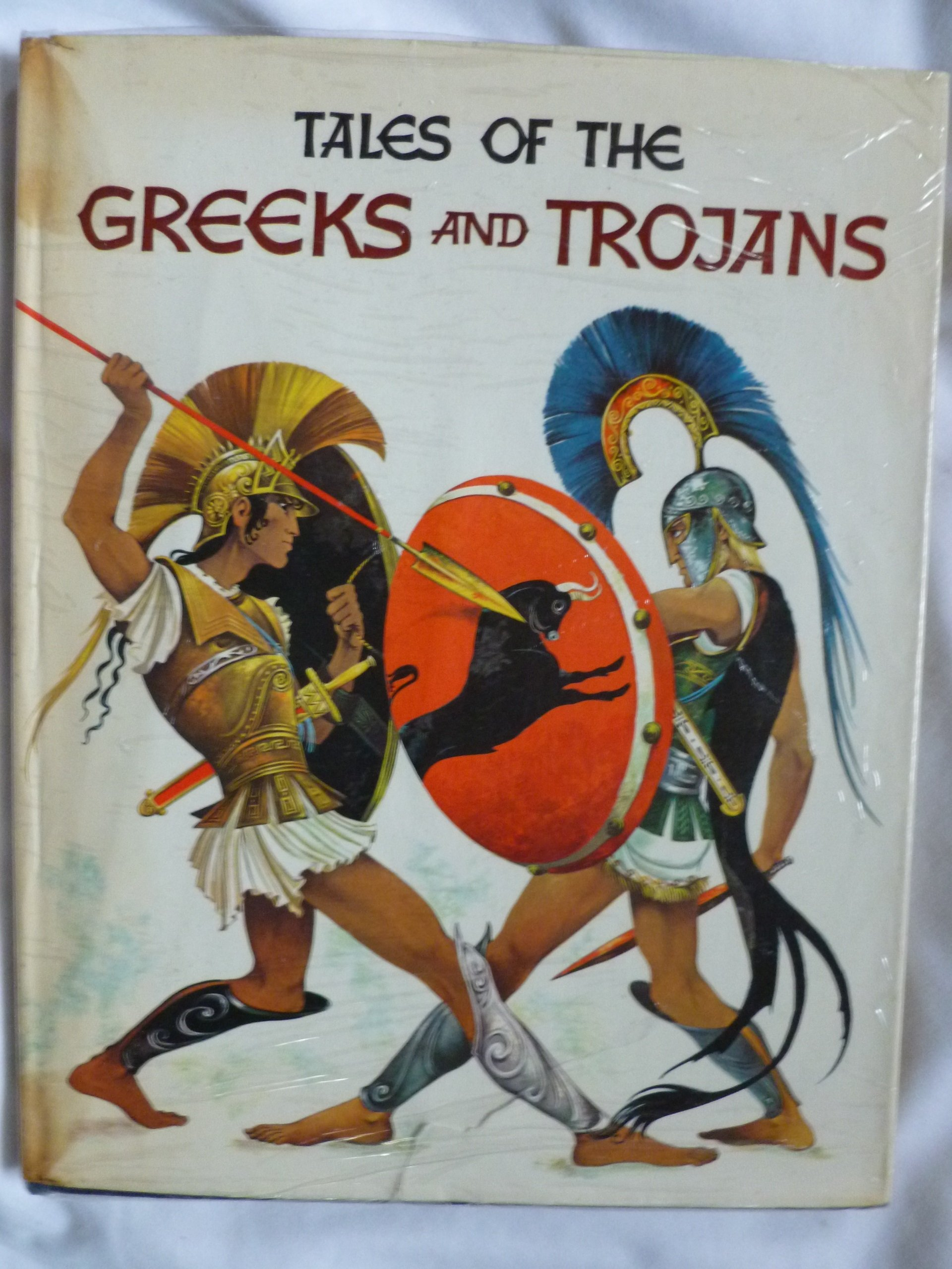 Image result for tales of the greeks and trojans roger lancelyn green