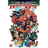 A Very DC Rebirth Holiday (DC Rebirth Holiday Special (2016))