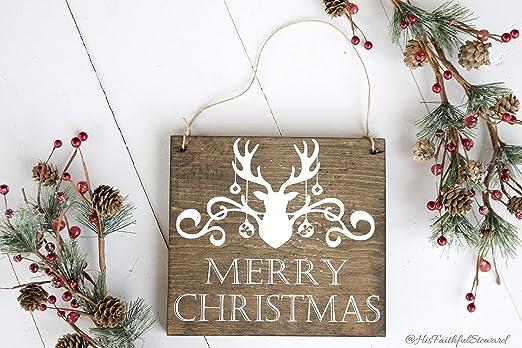 mengliangpu8190 - Cartel de Navidad con Texto en inglés ...
