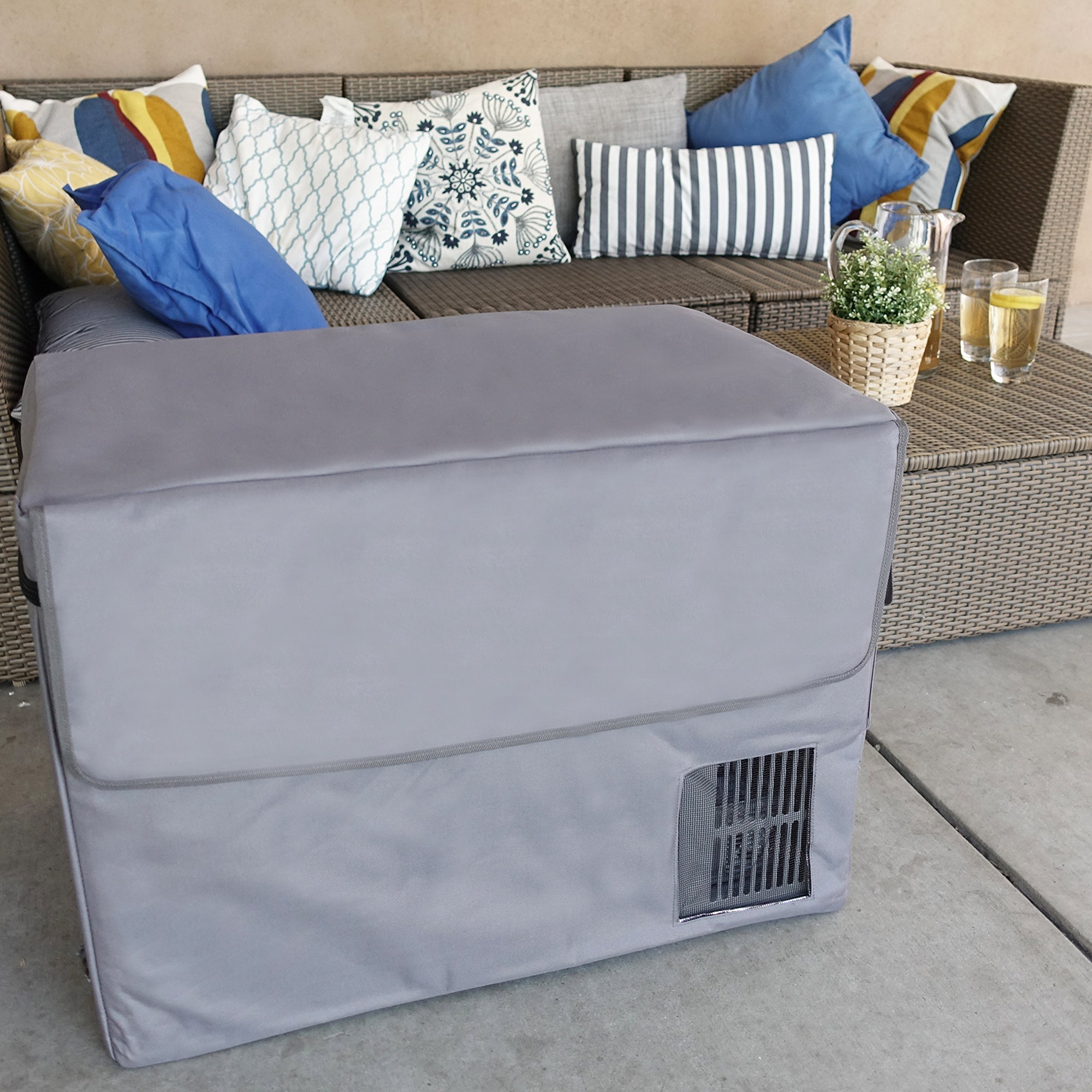 Whynter Insulated Transit Bag for Portable Refrigerator/Freezer Model FM-65G by Whynter (Image #3)