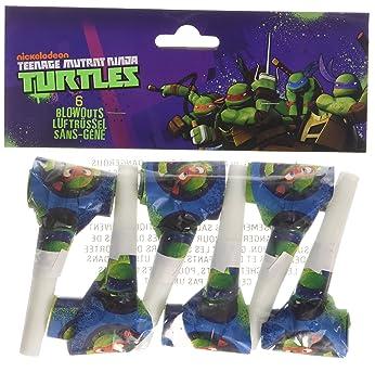 amscan - Juguete ruidoso Tortugas Ninja (RM552473): Amazon ...