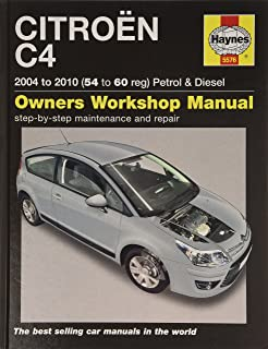 citroen c4 picasso grand picasso owners handbook manual not haynes rh amazon co uk citroen c4 picasso 2013 owners manual Citroen C6