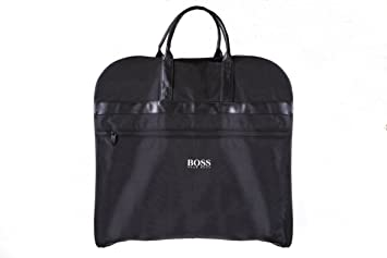 788c2395aaa Hugo Boss Travel Garment Bag Black Black: Amazon.co.uk: Luggage