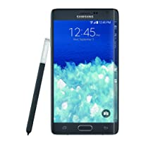 Samsung Galaxy Note Edge, Charcoal Black 32GB