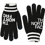 [ザ・ノース・フェイス] ビッグロゴイーニットグローブ Big Logo E-Knit Glove