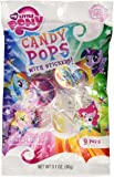 My Little Pony Candy Pop with Holographic Sticker - 9-pop Pack