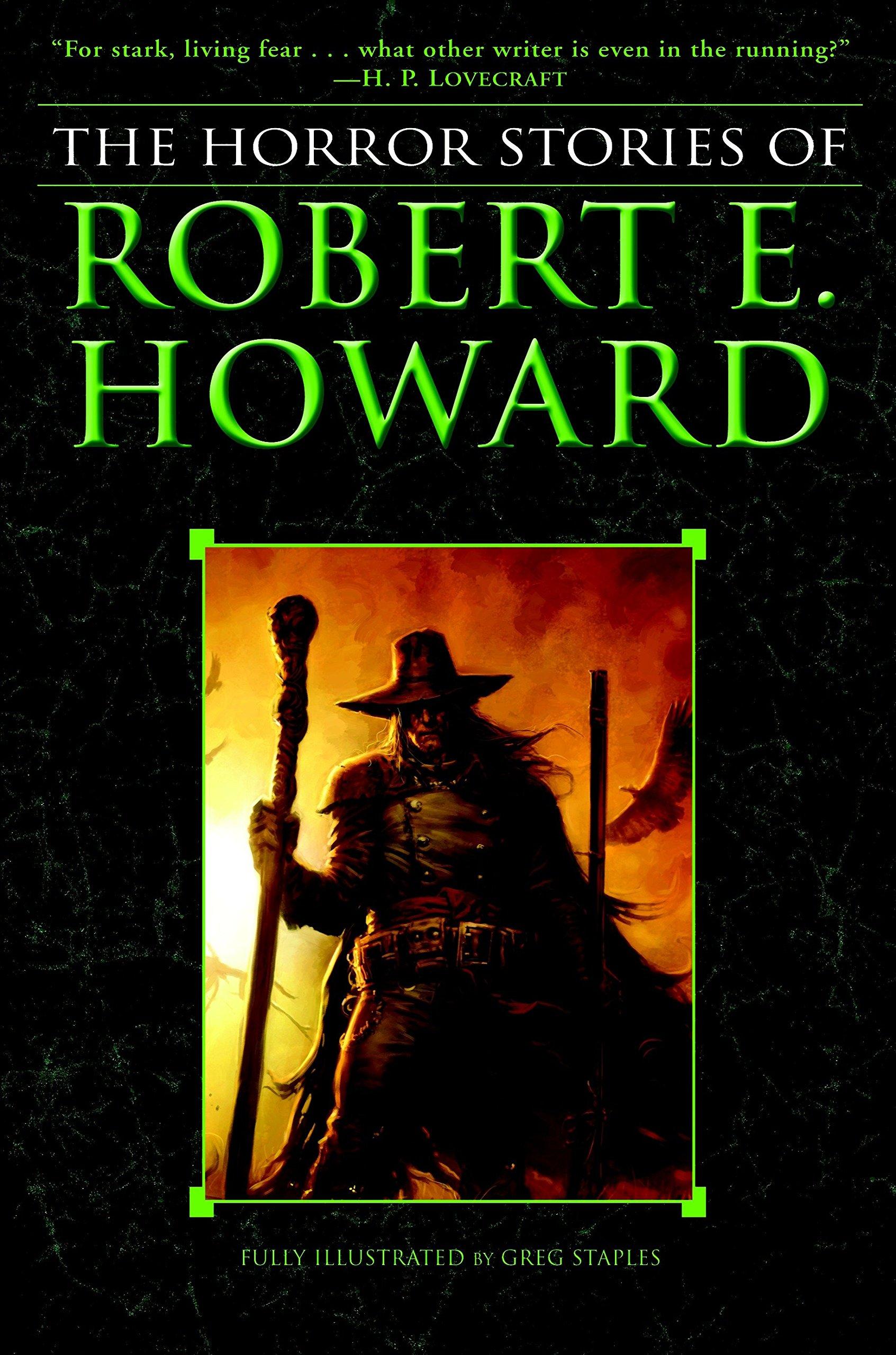 Publication: The Horror Stories of Robert E. Howard