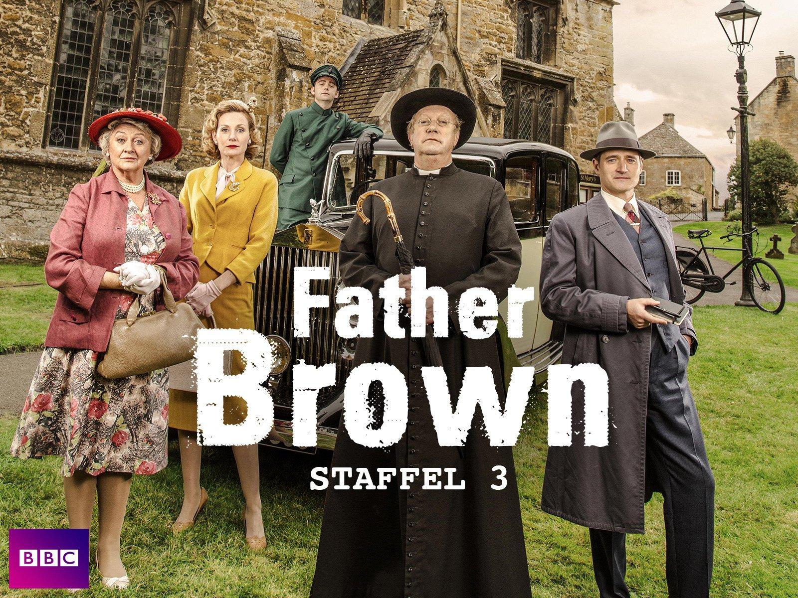 Amazonde Father Brown Staffel 3 Dtov Ansehen Prime