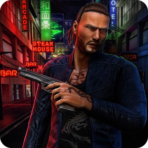 Vegas Crime City Gangster Shooting King Adventure Simulator 3D: Cops Vs Robbers Jail Breakout Grand Theft Auto Prison Escape Survival Mission Game
