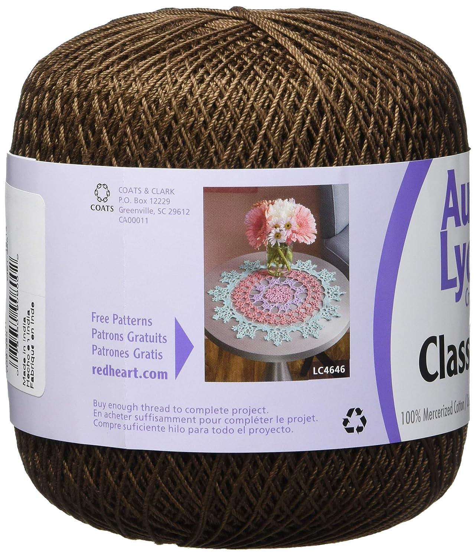 Amazoncom Coats Crochet 154 131 Aunt Lydias Crochet Cotton