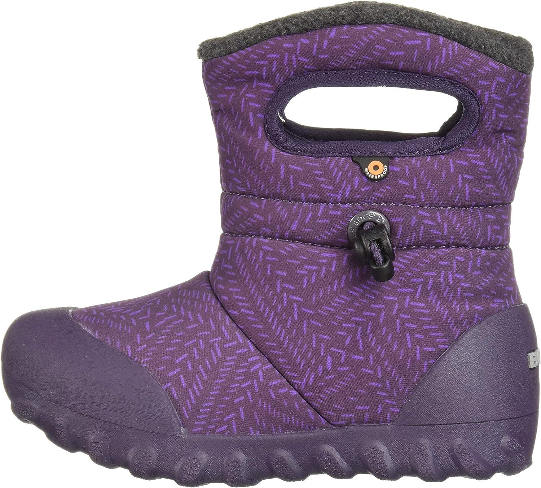 BOGS Kids B-moc Waterproof Insulated Toddler Winter Boot