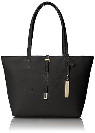 0525faea976d Amazon.com  Vince Camuto Leila Small Tote Top Handle Bag