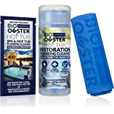 Hot Tub Cleaner and Bacteria Purge: Bio Ouster Restoration Plumbing Cleanse Kit for Portable Hot Tubs and Spas – Jet Flush and Plumbing Cleaner – Last up to 4 months