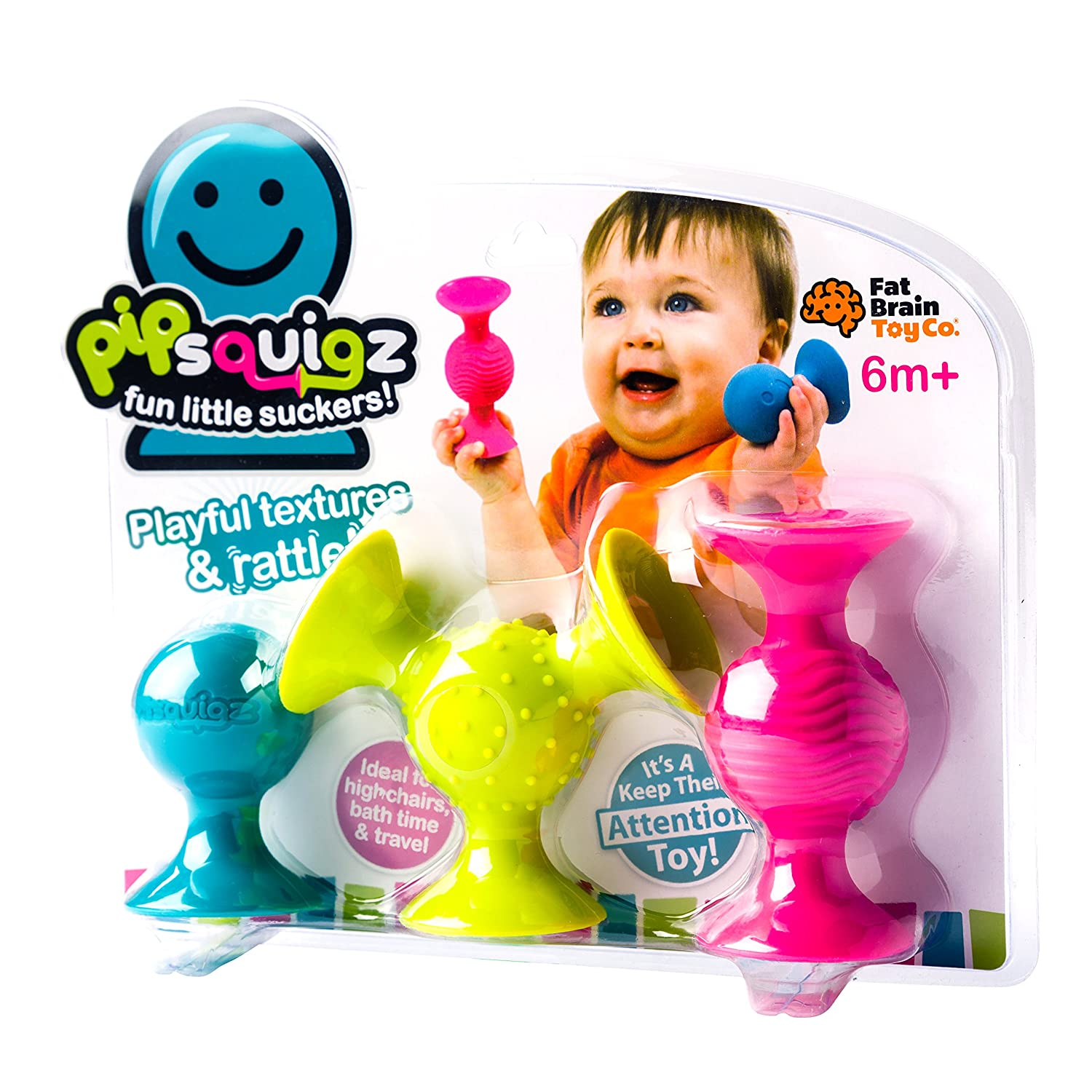 Buy Fat Brain Toys Pipsquigz Multi Color line at Low Prices in