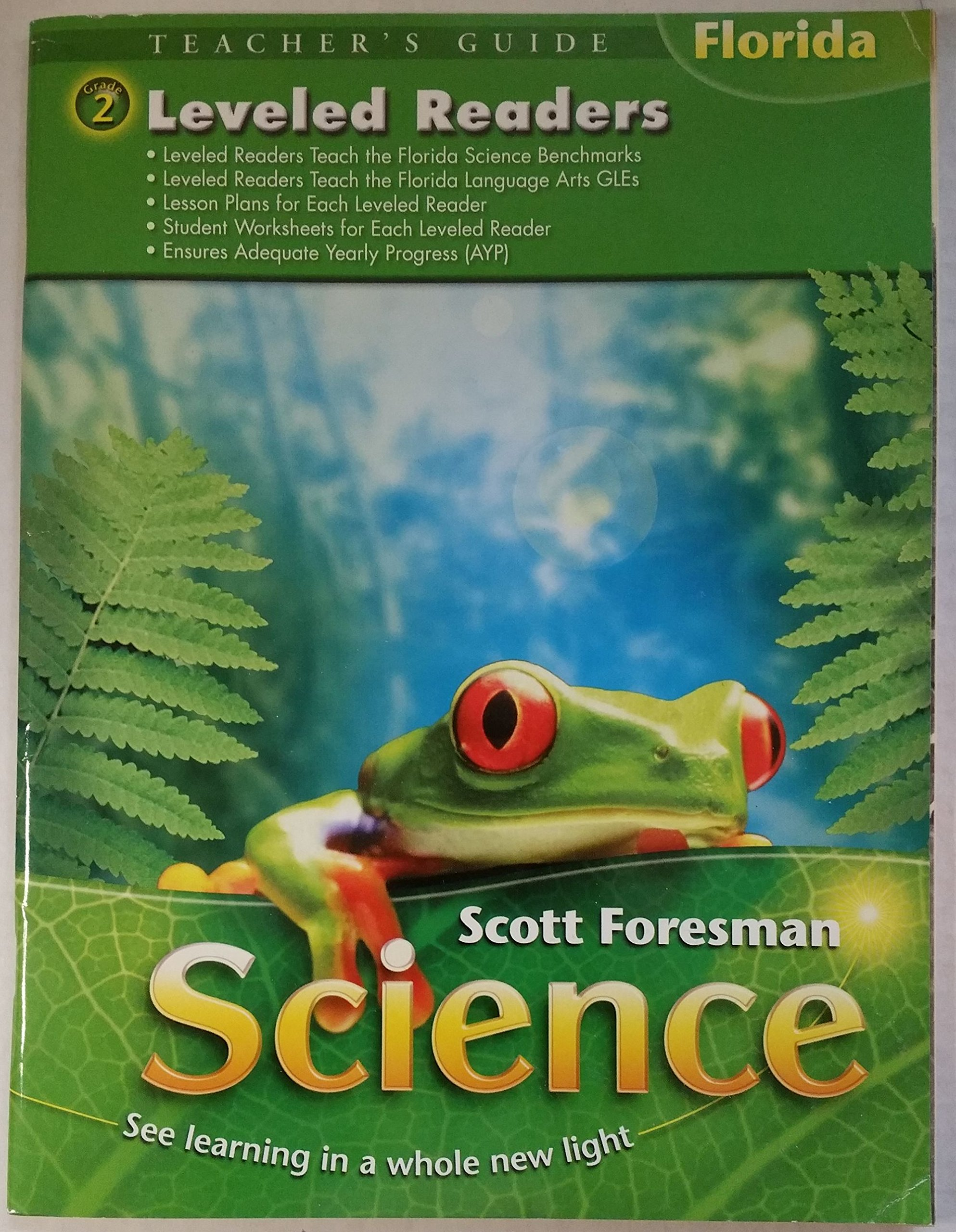 leveled readers teachers guide grade 2 with 3 readers scott rh amazon com
