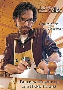 Building Furniture with Hand Planes - Schwarz (DVD