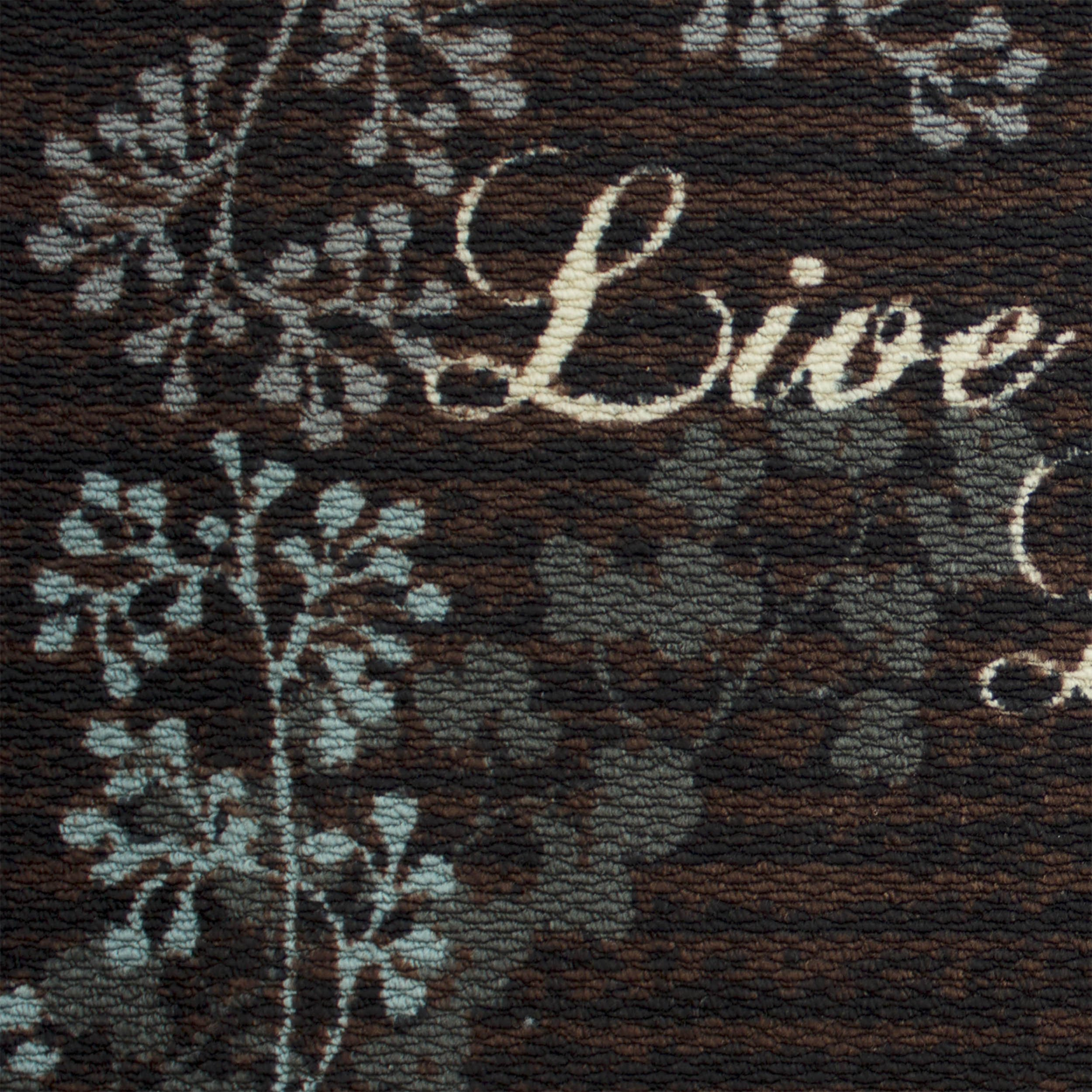 Structures Textured Loop 18 x 30 in. Oblong Kitchen Rug, Live Laugh Love by Structures (Image #4)