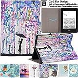 Capa Case Kindle (Paperwhite) Liga/Desliga Porta Cartões (Pintura)