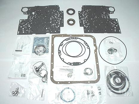Global Transmisión Piezas gm Reparación de Transmisión de 4l60e Rebuild Kit w/embrague Pistón Lip