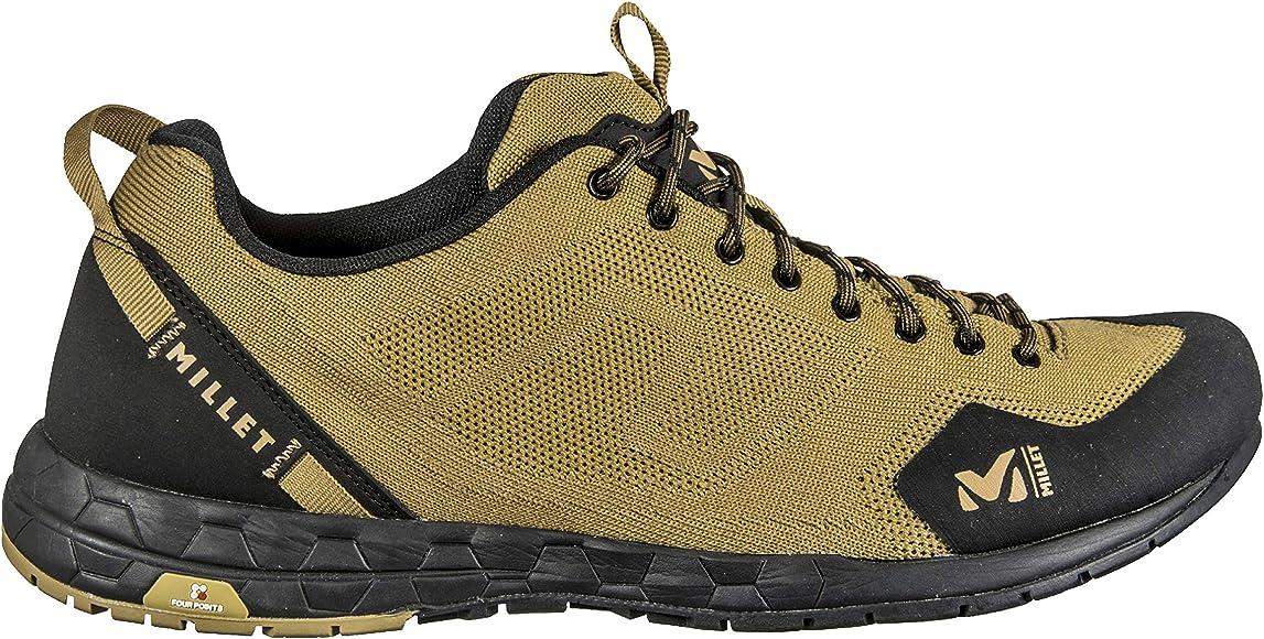 Millet AMURI Knit, Zapatos de Low Rise Senderismo para Hombre, Beige (Olive 8781), 41 1/3 EU: Amazon.es: Zapatos y complementos