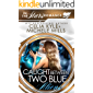 Caught Between Two Blue Aliens: An In the Stars Scifi Alien Romance