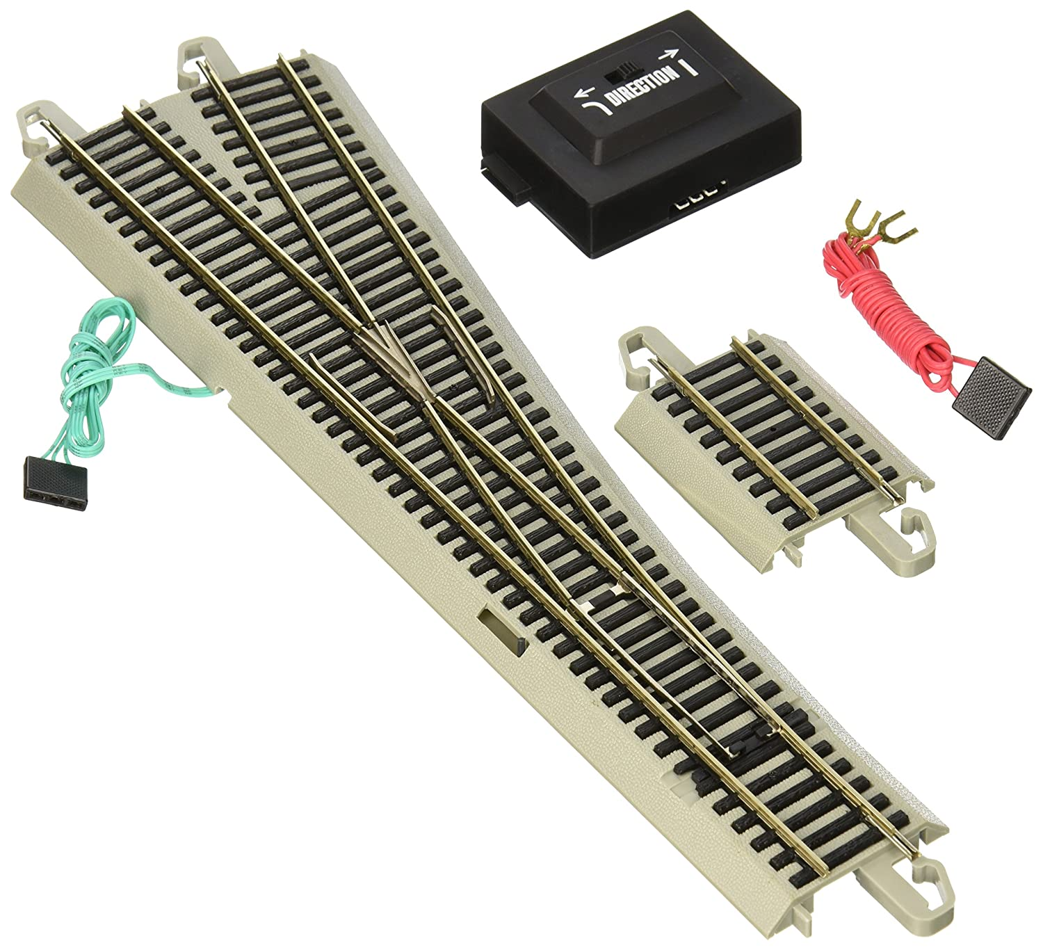 Bachmann Trains Snap Fit E Z Track 5 Turnout Right Switch Dcc Wiring Welcome